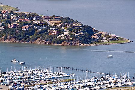 Yachts in Sausalito