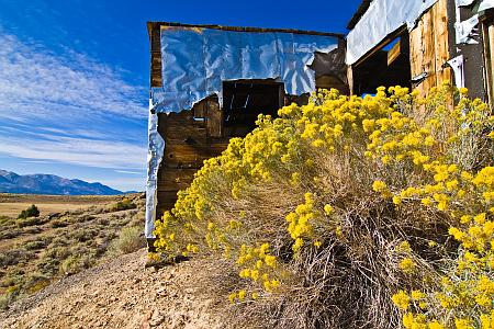 Chemung Mine, Yellow and Blue