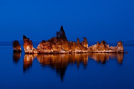 Mono Lake Nautilus