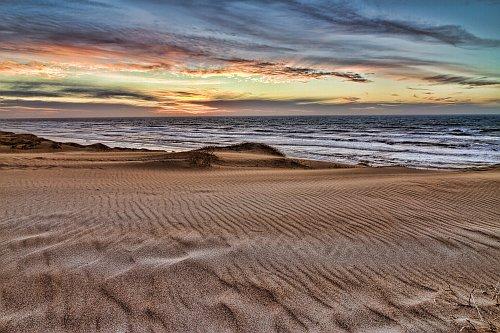 Sand Spit - Montana de Oro