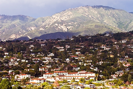 Santa Barbara Mountains