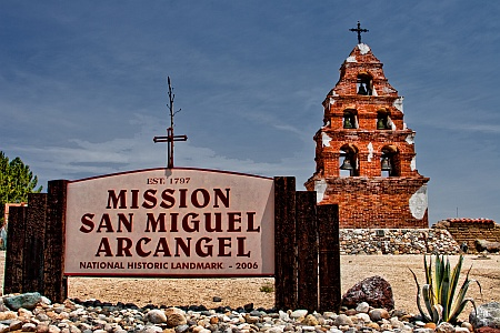 San Miguel Archangel Mission